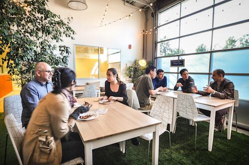 collaborative office collaborative spaces 320. Inside The Design Spaces Spot (View Large Version) Collaborative Office 320 E