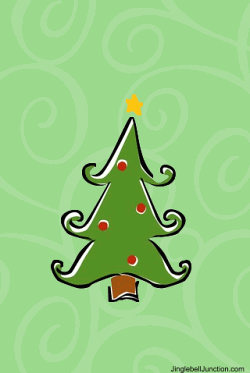christmas background for iphone