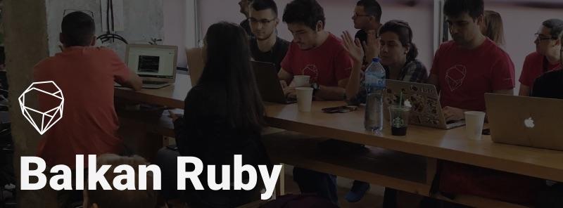 Balkan Ruby 2019
