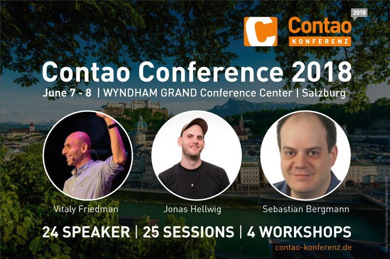 Contao Conference 2018