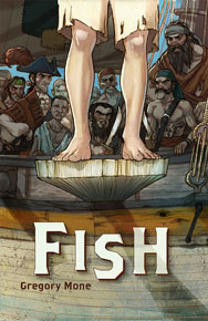 'Fish' by Gregory Mone, cover illustration by Jake Parker
