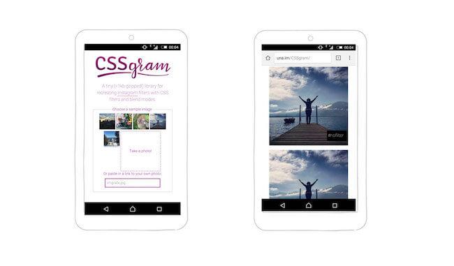 CSSgram