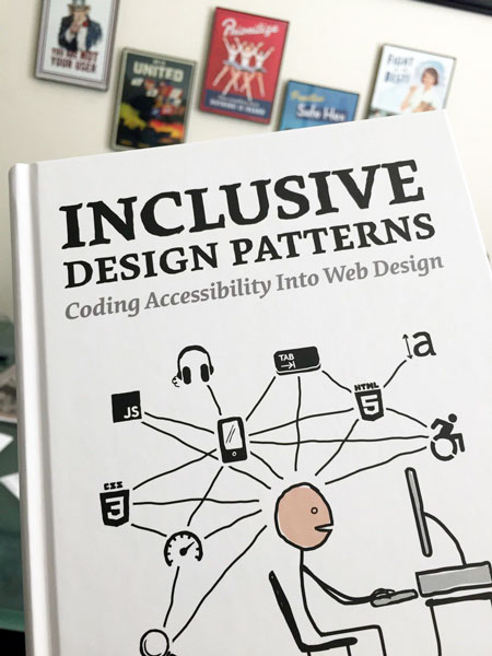Inclusive Front-End Design Patterns, a new Smashing Book. Available in print and eBook. Free shipping worldwide.