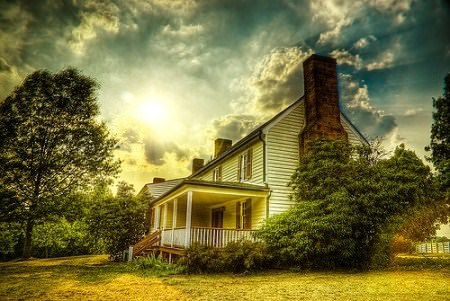HDR images - Dranesville Tavern