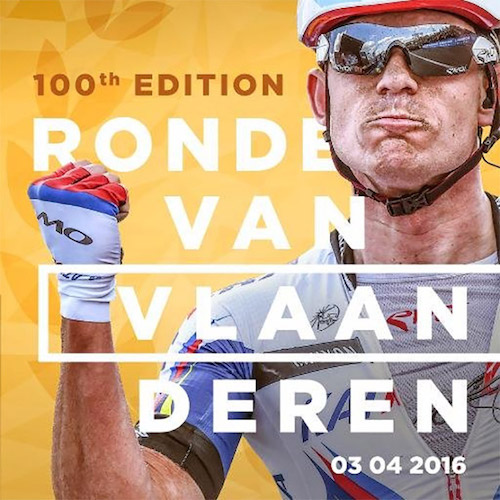 Ronde van Vlaanderen 2016 - 100th edition