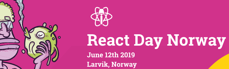 React Day Norway 2019