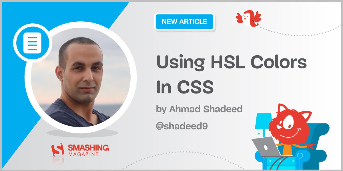 Using HSL Colors In CSS