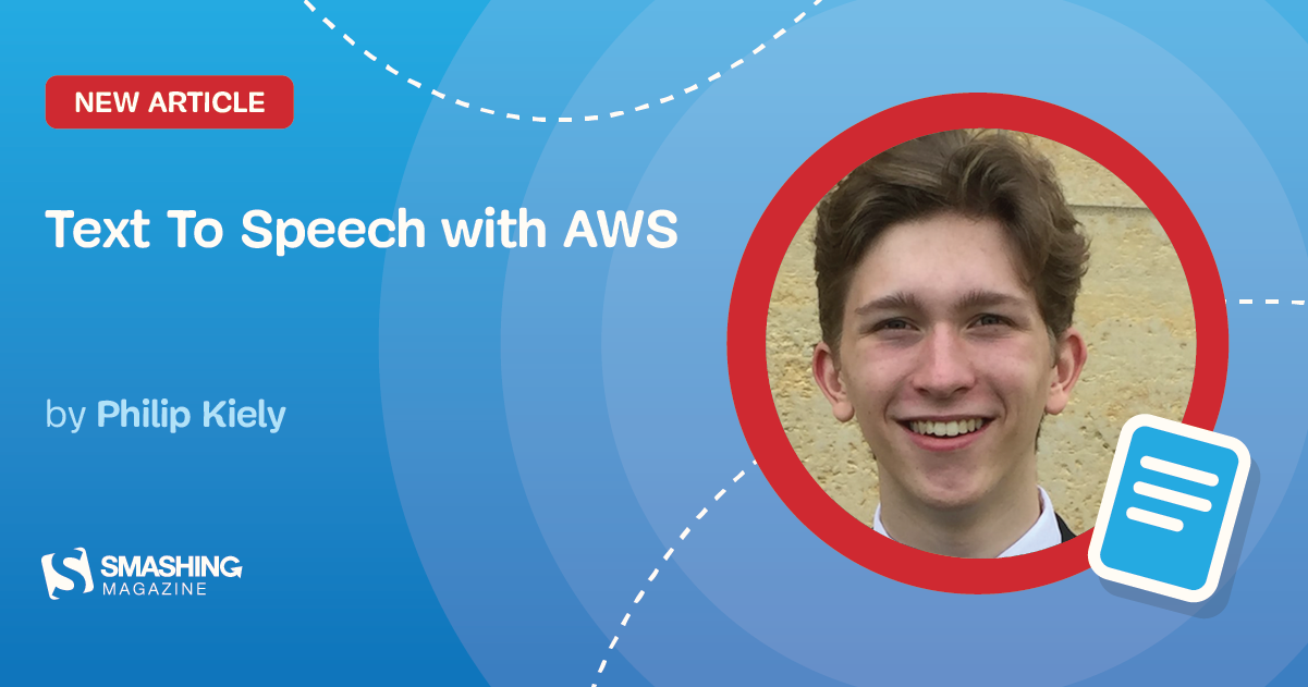Text To Speech With AWS