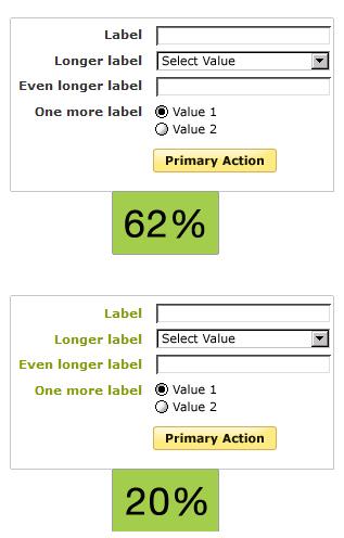 Web Form Design Patterns