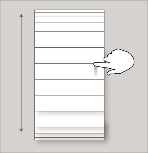 Scrolling List