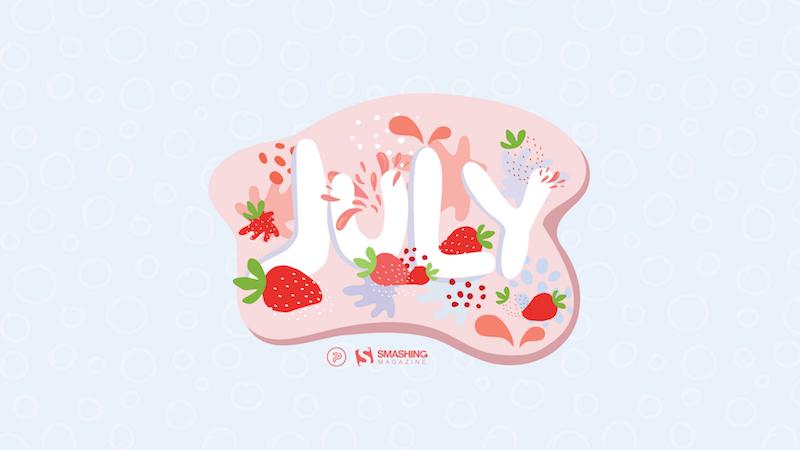 Bonjour, fraise Sundae!
