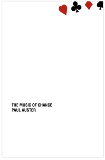 Book Covers - Book Cover: The Music of Chance