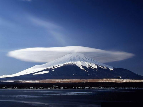 Mind-Blowing Photos - Mt. Fuji
