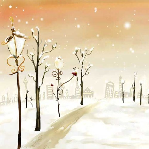 30 cheerful Christmas iPad Wallpapers
