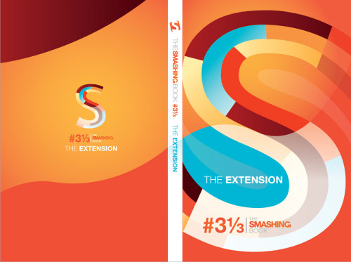 Design for the smaller additional book: #3⅓ The Extension