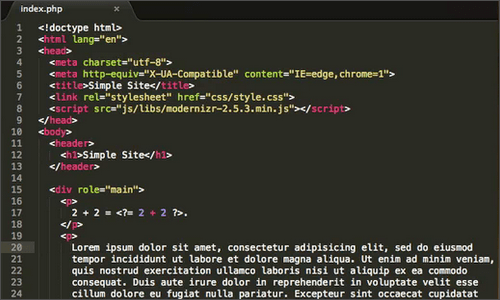 Sublime Text Workflow That Beats Coda and Espresso