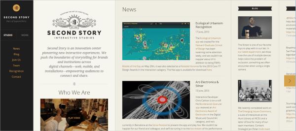 Second Story Interactive Studios