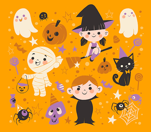 'Halloween Time' by Pamela Barbieri