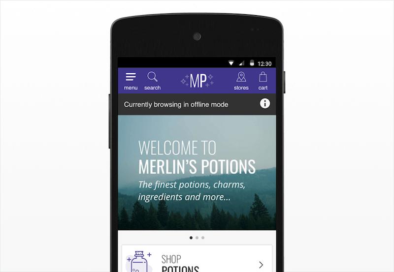 Merlin Potions