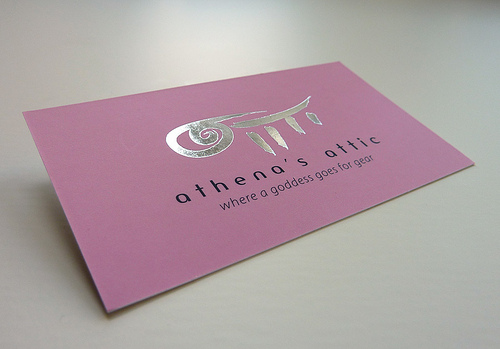 Designing and producing creative business cards techniques and file preparation for special finishes reheart Choice Image