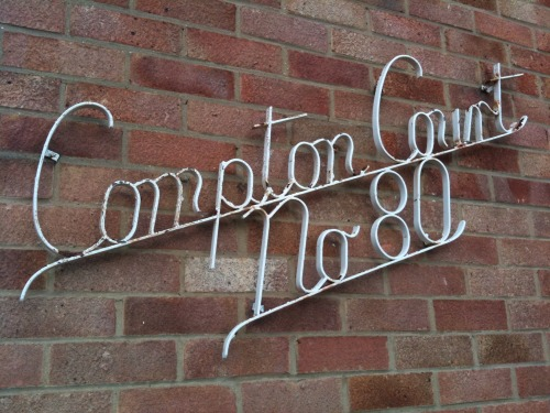 Wayfinding and Typographic Signs - straight-outta-compton