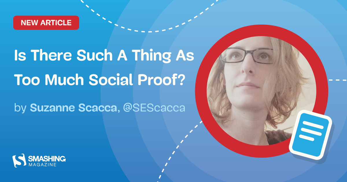 Is There Such A Thing As Too Much Social Proof?