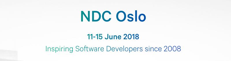 NDC Oslo 2018