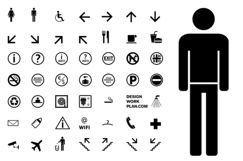 Free Icon Sets - 8 Free Pictogram Icon Libraries and Collections