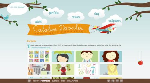 Calobee Doodles