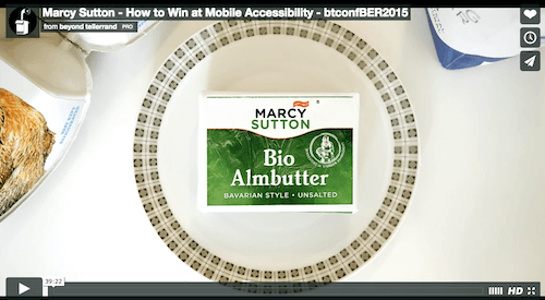 Marcy Sutton – How To Win At Mobile Accessibility