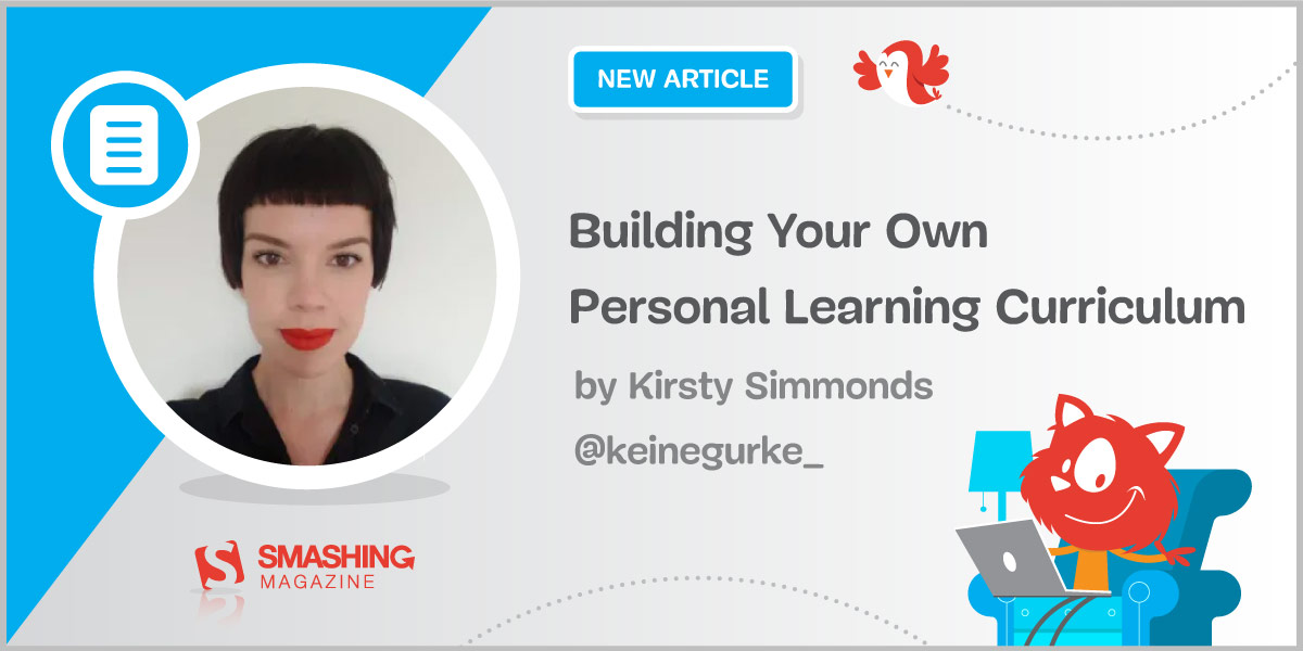Building Your Own Personal Learning Curriculum