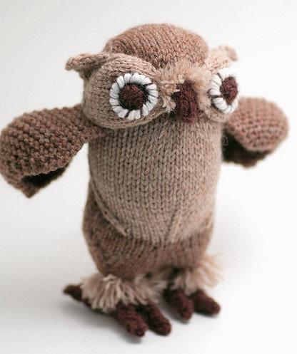 Hansigurumi Owl