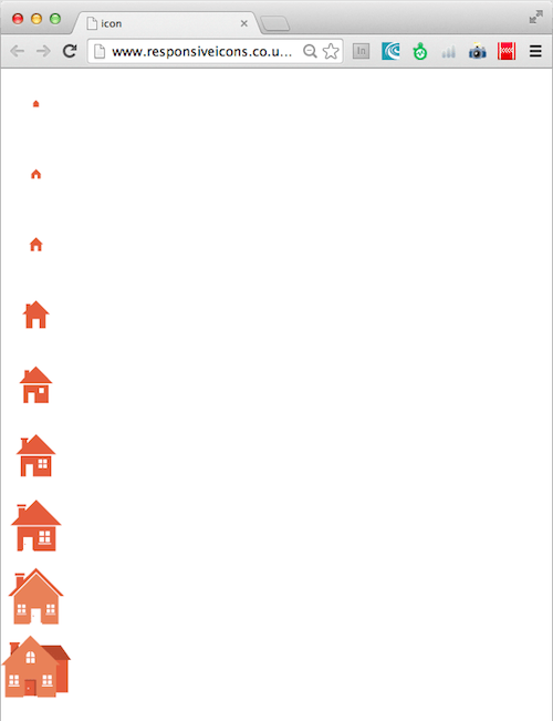 All Icons combined in a single SVG file.