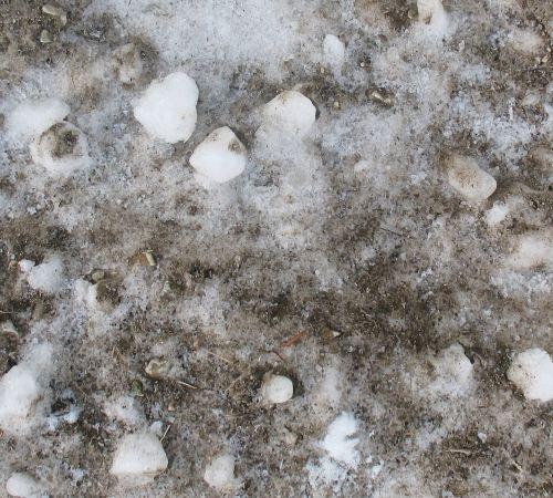 Grunge Snow
