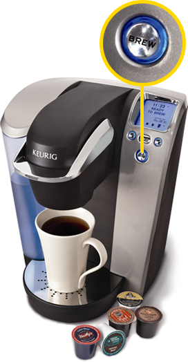 Keuring Coffee Machine