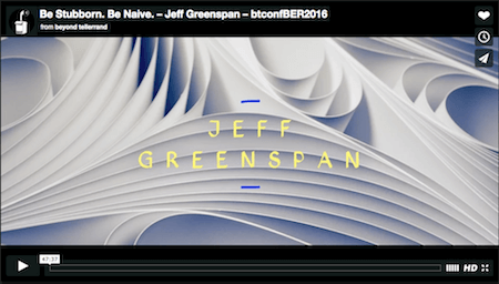 Beyond Tellerrand Conference videos