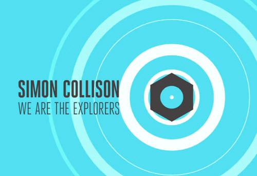 Simon Collison - We Are The Explorers