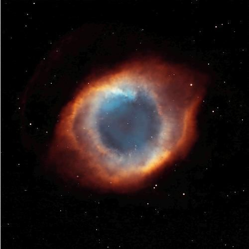 Space Photography - Helix Nebula HR