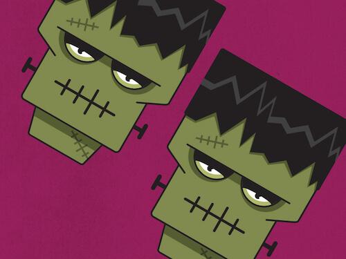'Frankenstein' by Jen Rich