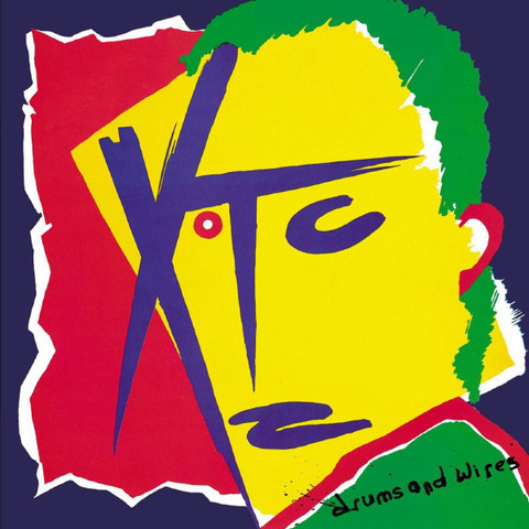Showcase of Beautiful Album and CD covers- XTC - Drums and Wires