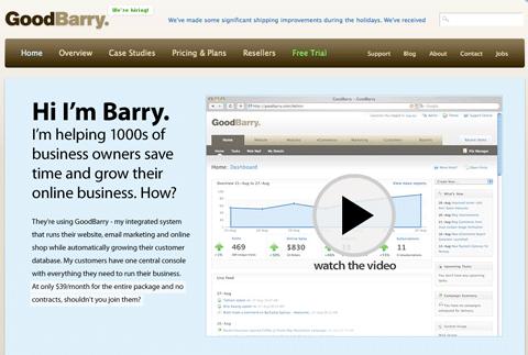 GoodBarry video