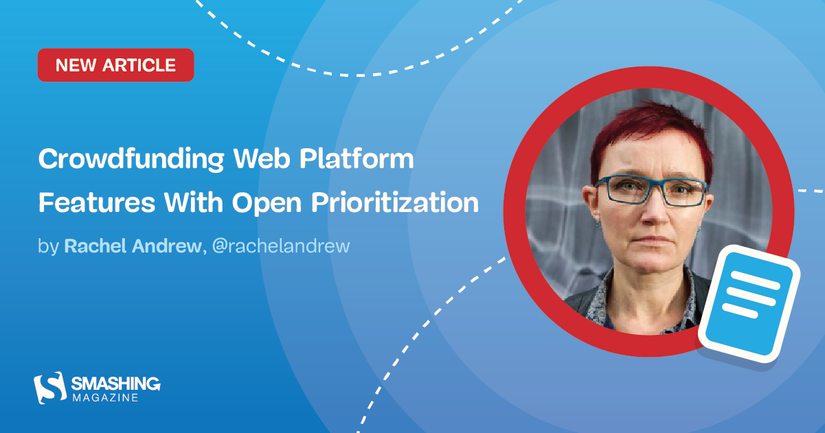 Crowdfunding Web Platform Features With Open Prioritization