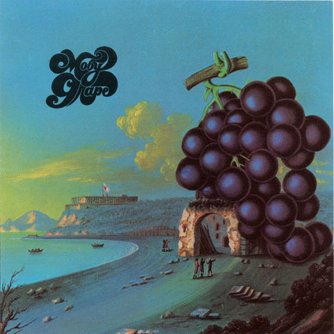 Showcase of Beautiful Album and CD covers- Wow - Moby Grape