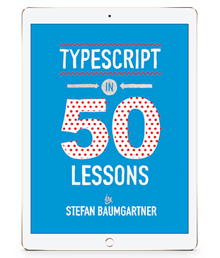TypeScript in 50 Lessons (eBook)