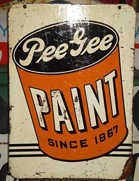 Pee Gee Paint