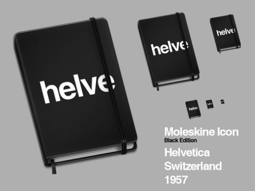 Free High Quality Icon Sets - Moleskine Helvetica Icon