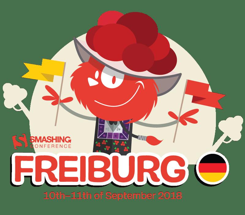 SmashingConf Freiburg 2018