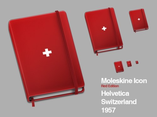 Free High Quality Icon Sets - Moleskine Helvetica Icon - R