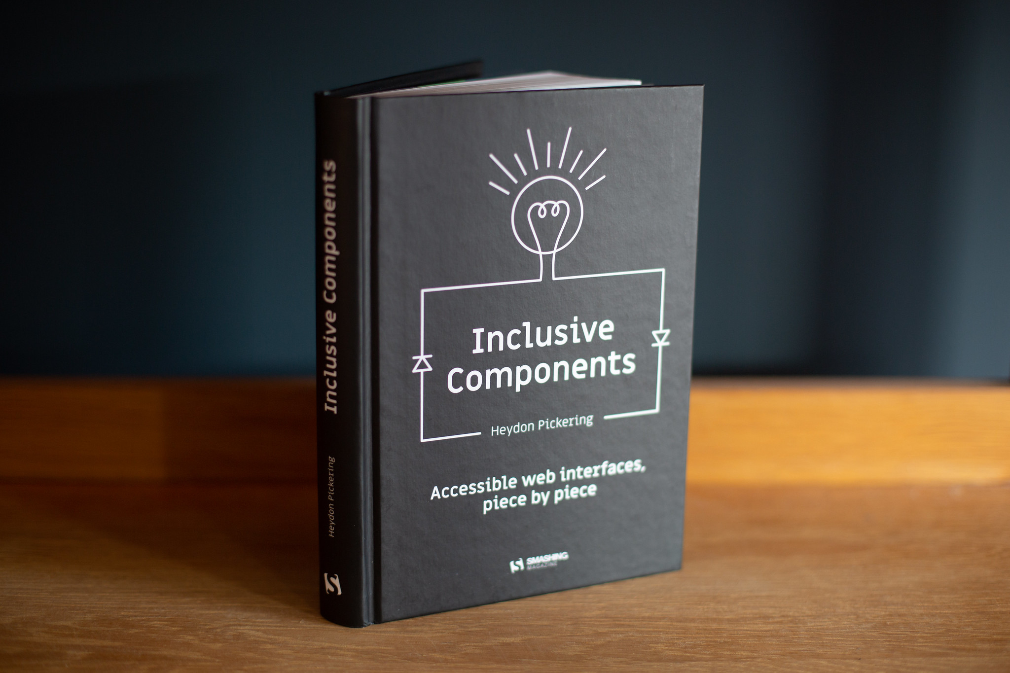 Inclusive Components: Book Reviews And Accessibility Resources