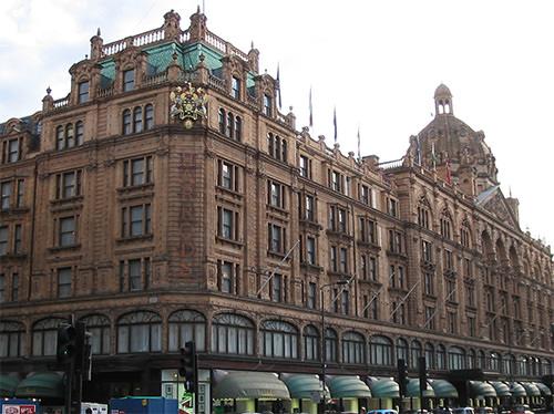 Harrods store building